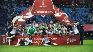 Die Mannschaft 2017: Ein Titel, keine Niederlage