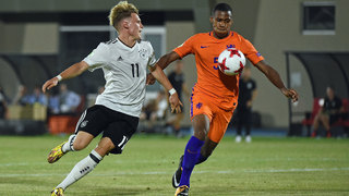 U 19 verliert zum EM-Auftakt gegen die Niederlande