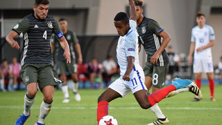1:4 gegen England: U 19 scheidet bei EM aus
