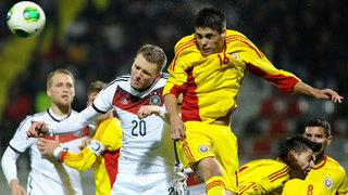 Rumänien vs. Deutschland