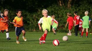 Schnuppertraining: Schon die Jüngsten für den Fußball begeistern!
