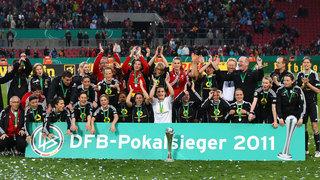 1. FFC Frankfurt gewinnt den DFB-Pokal der Frauen 2011