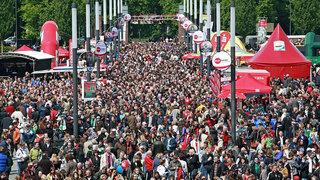 Frauen-Pokalfinale 2011 in Köln: Die Party geht weiter