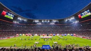 Auftakt zur 55. Bundesligaspielzeit