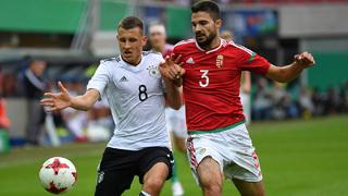 1:2 in Paderborn: U 21 unterliegt Ungarn