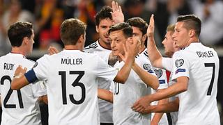 6:0 gegen Norwegen: Weltmeister nach Gala klar auf WM-Kurs