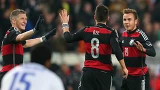 Deutschland vs. Chile