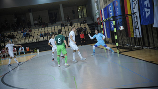 Futsal-Nationalmannschaft testet zweimal in Slowenien
