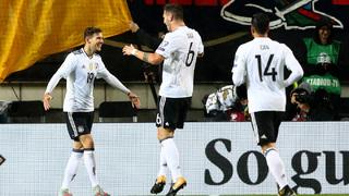 5:1 gegen Aserbaidschan Blianz bleibt makellos