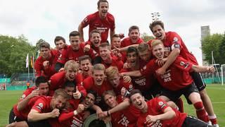 SC Freiburg gewinnt den DFB-Junioren-Vereinspokal 2012