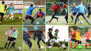 DFB-Training online: Viele Schritte bis zum Torerfolg