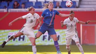 Deutschland unterliegt Island 2:3