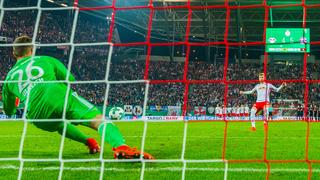 DFB-Pokal: Die 2. Runde in Bildern