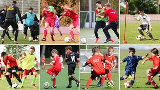 DFB-Training online: Zweikampfstark in allen Situationen