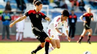 Deutschland vs. China  (Algarve Cup)