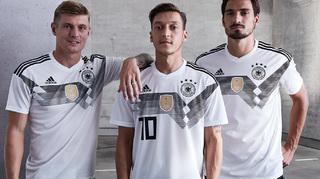 Das neue WM-Trikot der Weltmeister