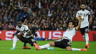 England vs. Deutschland - Remis im Wembley-Stadion