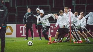 Weltmeister trainiert in Köln