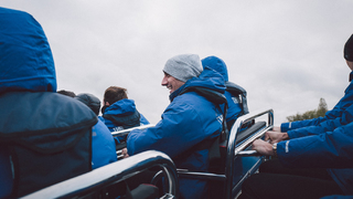 Speedboot: Mit Tempo über die Themse