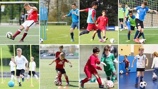 DFB-Training online: Vielfalt in der Halle und auf dem Platz