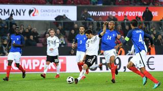 2:2 in Köln: Stindl rettet Remis gegen Frankreich