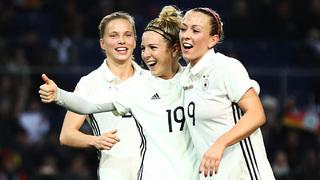 4:0 gegen Frankreich: DFB-Frauen überzeugen beim Jahresabschluss