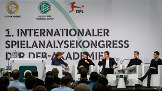 Der 1. Internationale Spielanalysekongress der DFB-Akademie