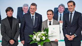Philipp Lahm: Der sechste Ehrenspielführer
