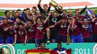 Schalke 04 gewinnt den DFB-Pokal 2011