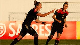 Deutschland vs. Norwegen (Algarve Cup)