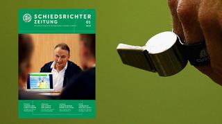 Schiedsrichter-Zeitung 1/2018