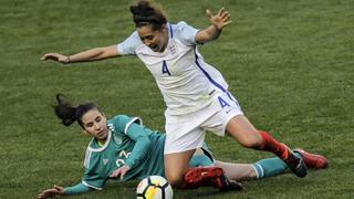 SheBelieves Cup: Deutschland mit Remis gegen England