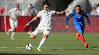 SheBelieves Cup: Niederlage gegen Frankreich