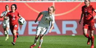 WM-Qualifikation: DFB-Frauen besiegen Tschechische Republik