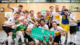 Futsal: Das Viertelfinale in Köln