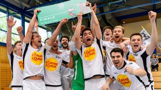 Tempo und Tore: Die Halbfinals der Futsal-DM