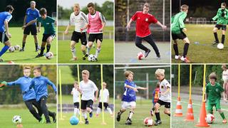 DFB-Training online: Technik trainieren und richtig anwenden