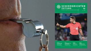 Schiedsrichter-Zeitung: Ausgabe 3/2018