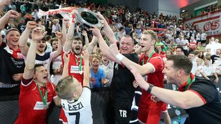 Hohenstein-Ernstthalgewinnt Futsal-DM