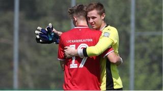 Die Finalisten des DFB-Vereinspokal der Junioren