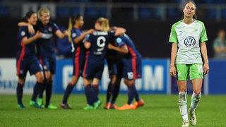 Lyon zerstört Wolfsburgs Triple-Traum