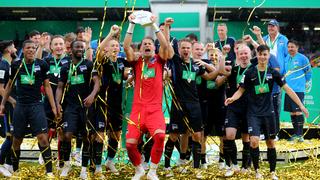 Hertha BSC erstmals Deutscher Meister