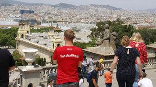 Fußballhelden 2018: Spiel, Spaß und Spannung unter der Sonne Spaniens
