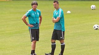 Miroslav Klose feiert 40. Geburtstag