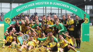 BVB gewinnt Endspiel um die B-Junioren-Meisterschaft