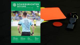 Schiedsrichter-Zeitung 4/2018