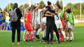 U 19-EM: Sieg im Gruppenfinale gegen Italien