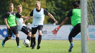 Besuch im Trainingslager: So trainiert die U19 von Hannover 96 das Umschalten