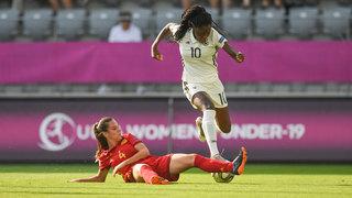 U 19-Frauen: Niederlage im EM-Finale