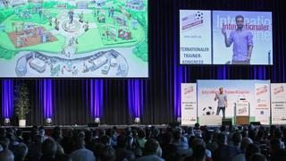 Internationaler Trainer-Kongress in Dresden